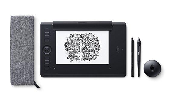 Tableta gráfica Wacom PTH-660P Intuos Pro M Paper Edition