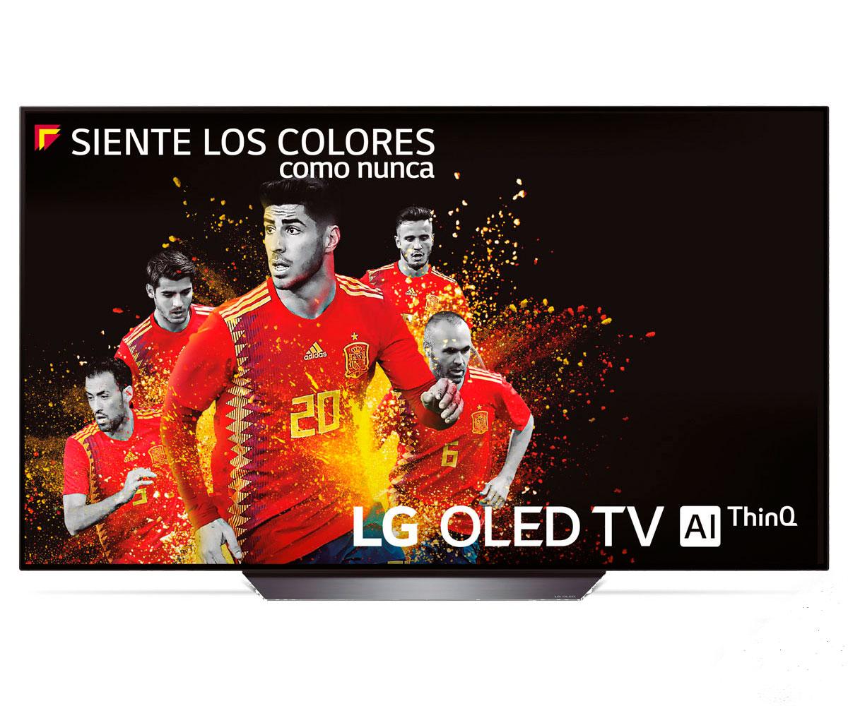 LG 55B8PLA TELEVISOR 55'' OLED UHD 4K HDR THINQ