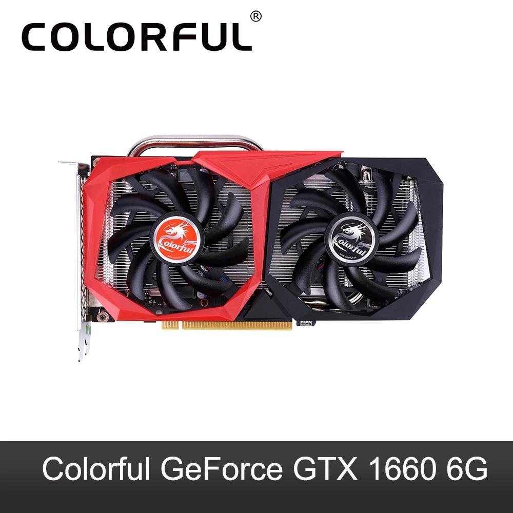 Nvidia GTX 1660 6Gb por poco más de 200 €