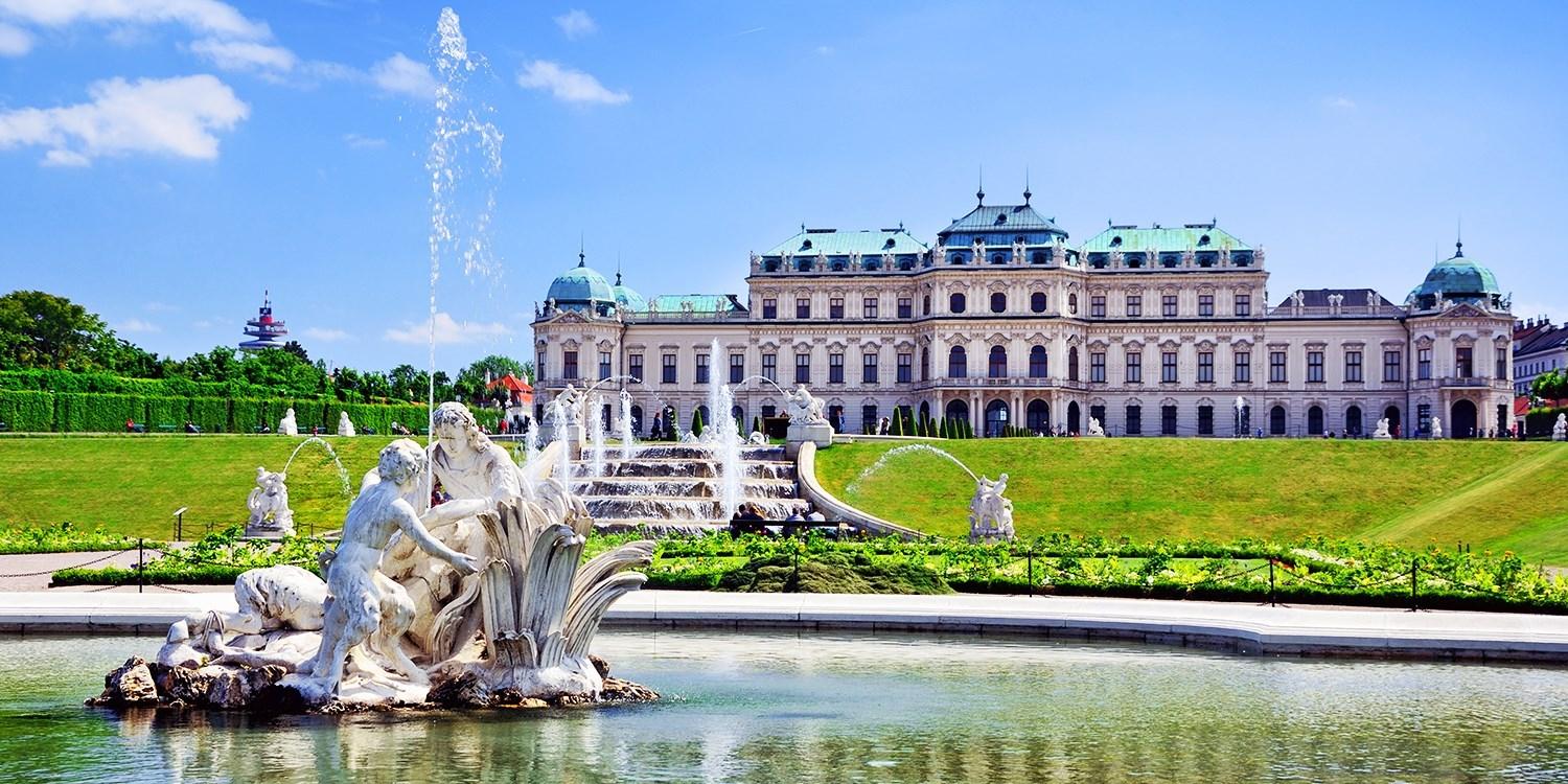 Viena 199€/p: 3 noches  en hotel 4 * con desayuno  y vuelos