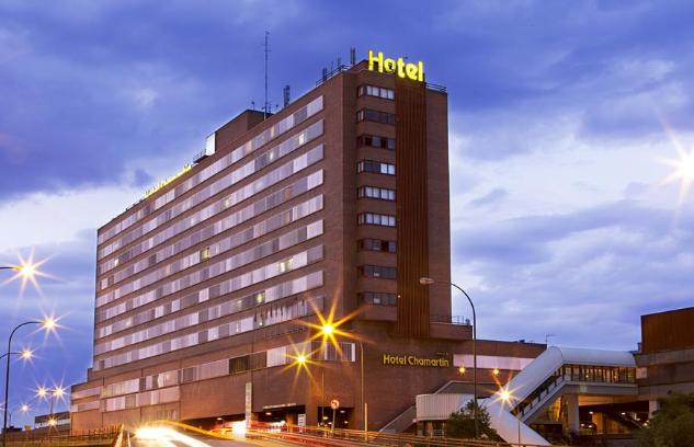 Hotel 4* en Madrid 49€ la noche para 2 personas