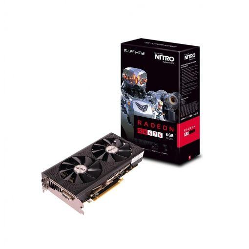 SAPPHIRE RX470 NITRO 8GB GDDR5