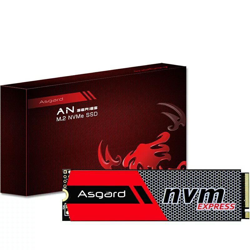 Asgard 3D NAND 1 TB SSD M.2 NVMe