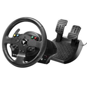 Volante Thrustmaster TMX Force Feedback PC Xbox One con pedales REACO