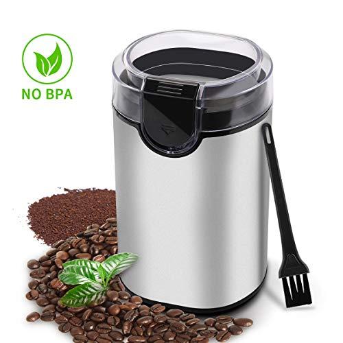 Molinillo Eléctrico de Café 150W, Capacidad 70g