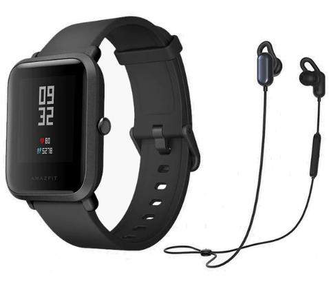 Amazfit Bip + auriculares Xiaomi solo 57€ (desde España)