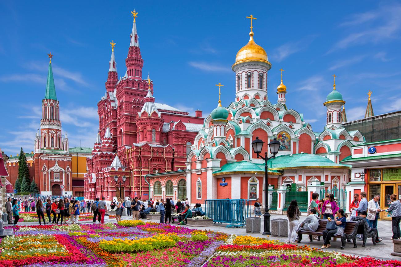 ¡Escápate a Moscú! Vuelos ida y vuelta