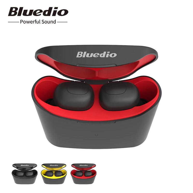 Bluedio TWS T-Elf Auriculares bluetooth in-ear