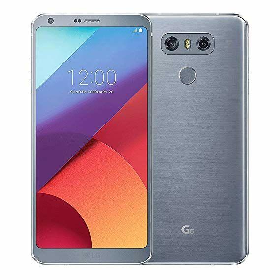 LG G6 (Reac. Como nuevo) desde Amazon Francia