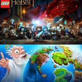 Gratis, LEGO The Hobbit y el puzle adictivo Doodle God (Steam)