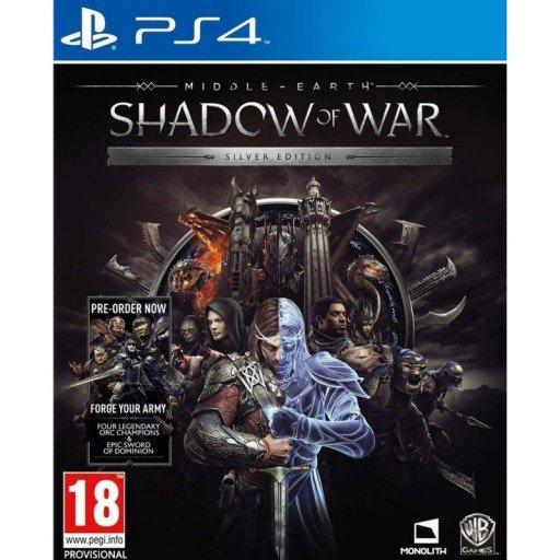 Sombras de Guerra - Edición Plata