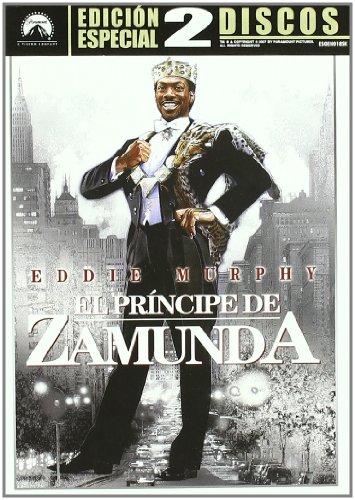 EL PRÍNCIPE DE ZAMUNDA DVD !!