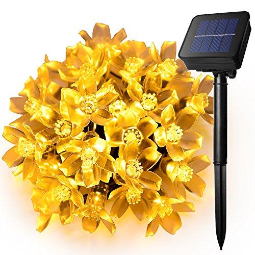 Luz solar impermeable solo 1.99€