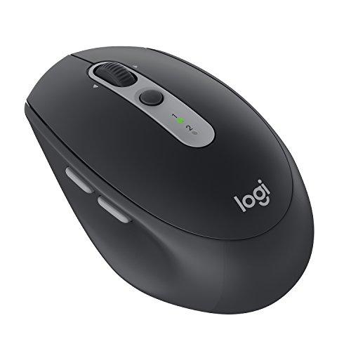 Logitech Silent M590 - Ratón inalámbrico (con Bluetooth)