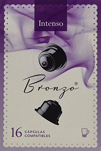 6 paquetes de 16 cápsulas Bronzo compatibles con Dolce Gusto por 11,70€