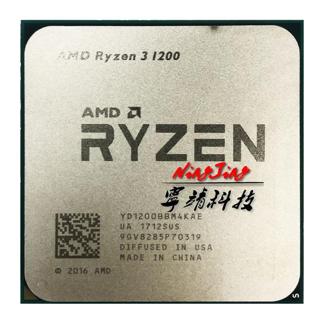 Ryzen 3 1200 (usado)