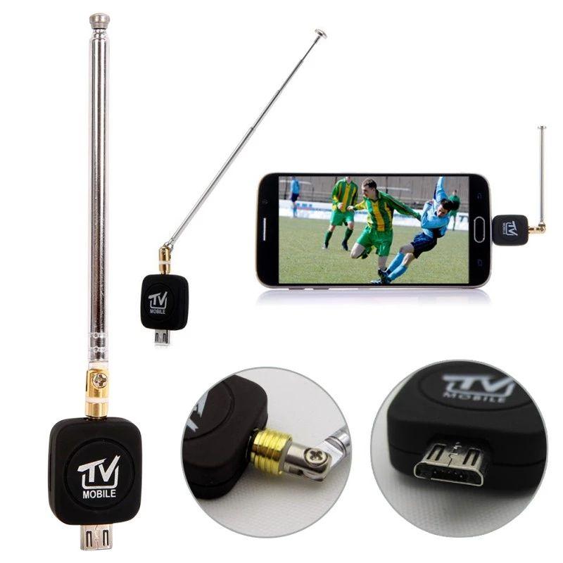 Sintonizador DVB-TDT Android OTG