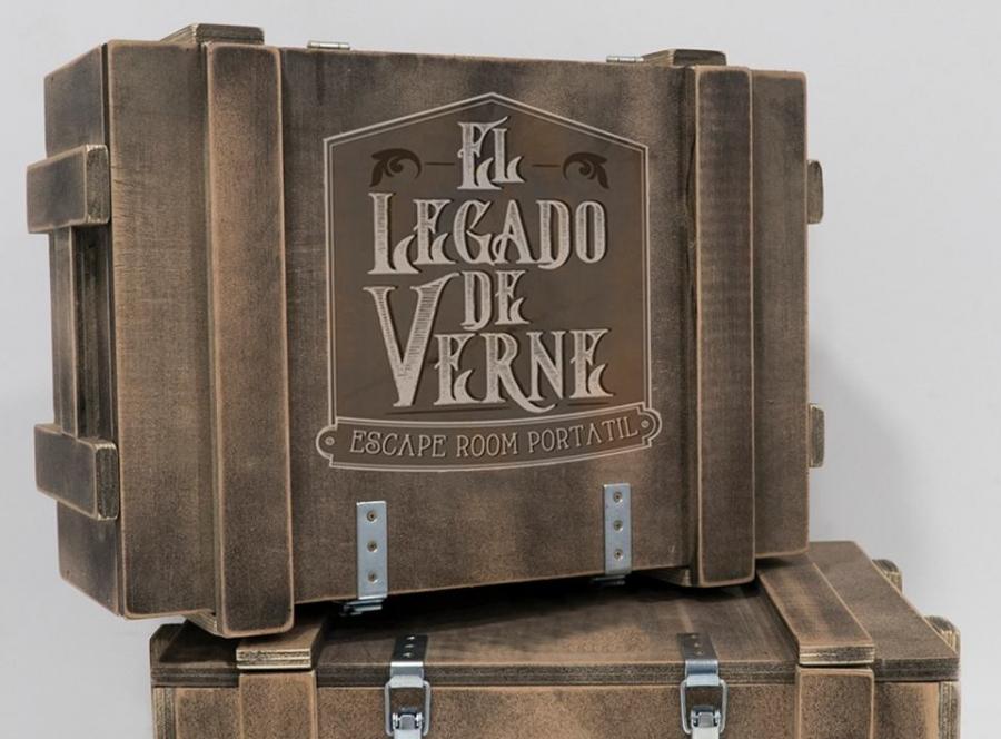 El Legado Verne .Escape room gratis en Vigo
