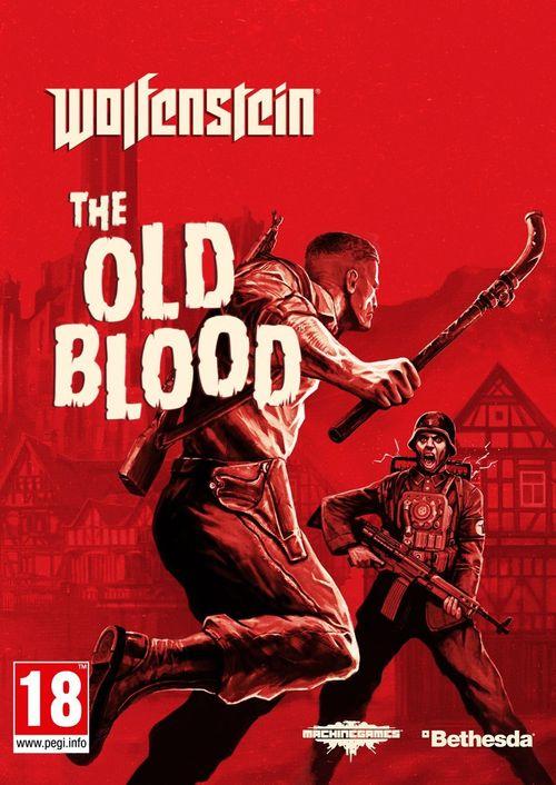 Wolfenstein The Old Blood (Steam)