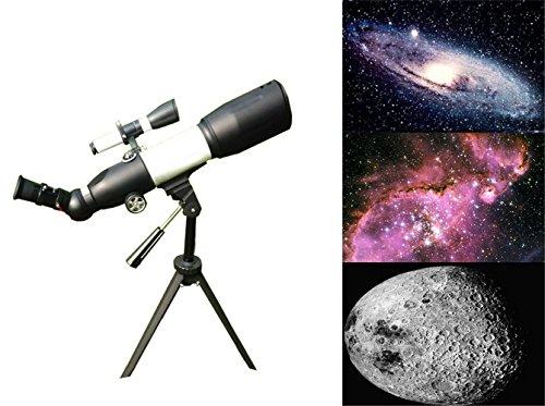 Telescopio de escritorio astronómico 116x