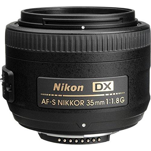 35mm F1.8G de Nikon DX