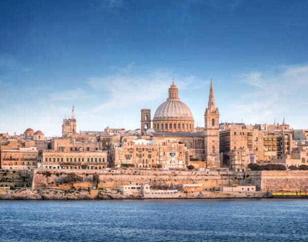 Vuelos a Malta desde 26€ ida y vuelta