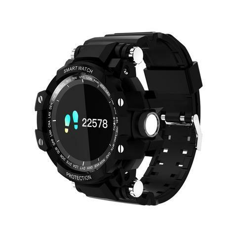 GW68 Massive IP67 Professional impermeable Reloj inteligente largo tiempo de espera