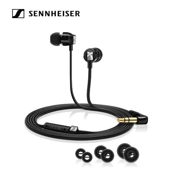 SENNHEISER CX 3.00 - Auriculares de calidad con Jack
