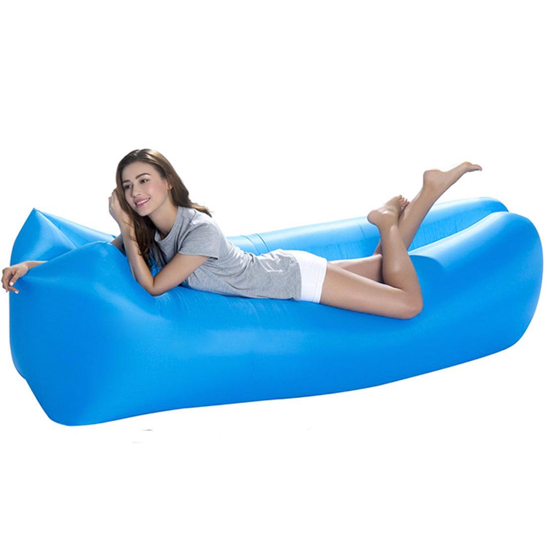 Sofa inflable portatil