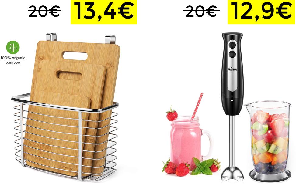 Preciazos en productos de hogar