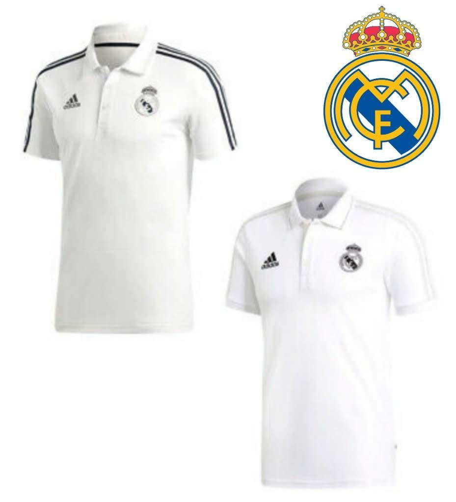 Polo Real Madrid Hombre. 2 modelos