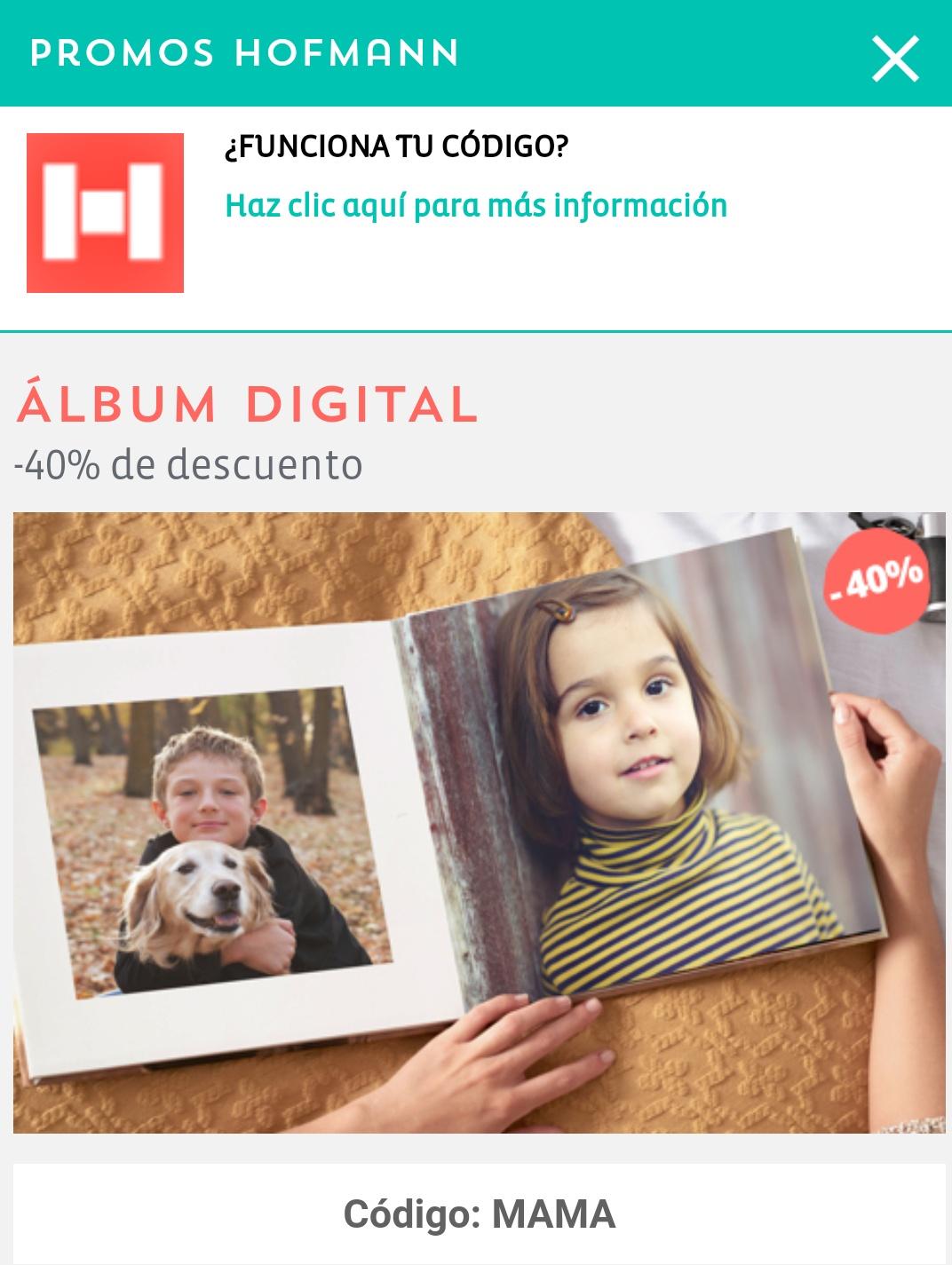 40% HOFFMAN ALBUM COJINES TAZAS Y OTROS