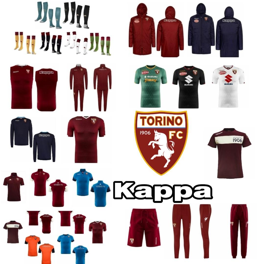 Ropa deportiva Kappa del Torino rebajada
