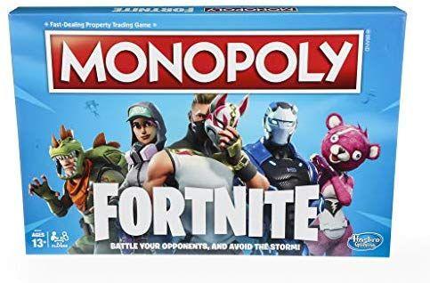 Monopoly Fortnite desde EEUU a muy buen precio
