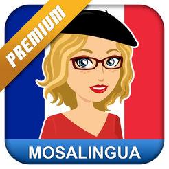 Una de las mejores APPS para aprender francés - MosaLingua (IOS)