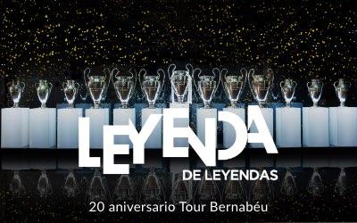 Tour Estadio Santiago Bernabéu GRATIS para nacidos en 1999