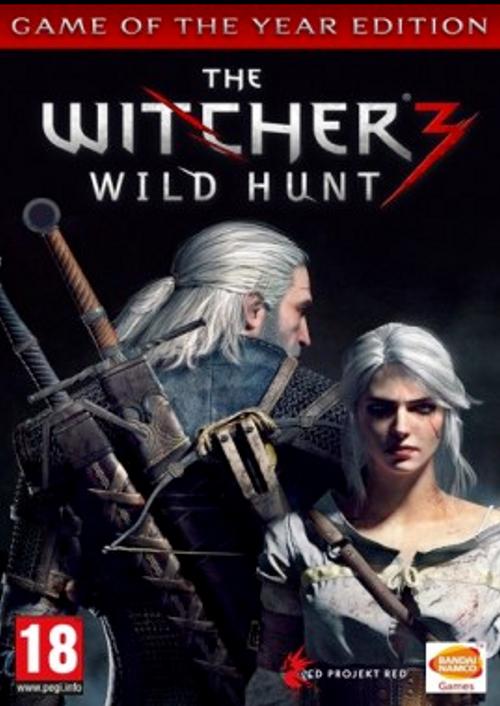 The Witcher 3 Wild Hunt GOTY PC