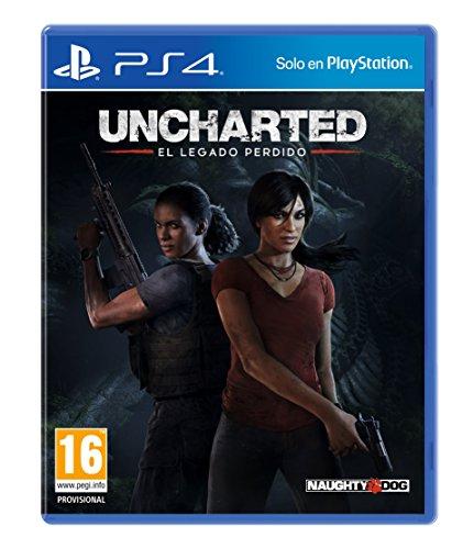 Uncharted: El Legado Perdido [PS4]