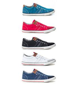 Zapatillas Xti Hombre. Varios colores.