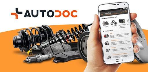 Descuento de 5€ para la web Autodoc.es / web de piezas de coche