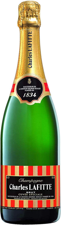 Champagne Charles Lafitte Brut Cuvée Special 1834 - 750 ml