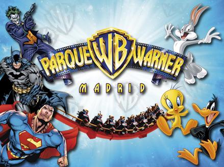 Descuento del 40% para el Parque Warner