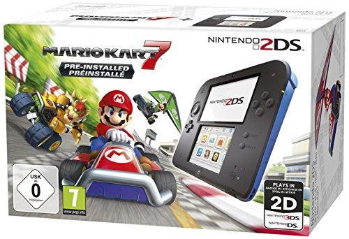 Nintendo 2DS Mario Kart 7 solo 56.9€