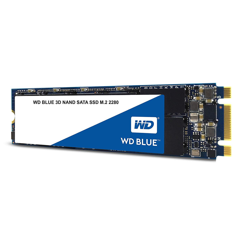 WD Blue 3D Nand SSD M.2 1TB SATA3