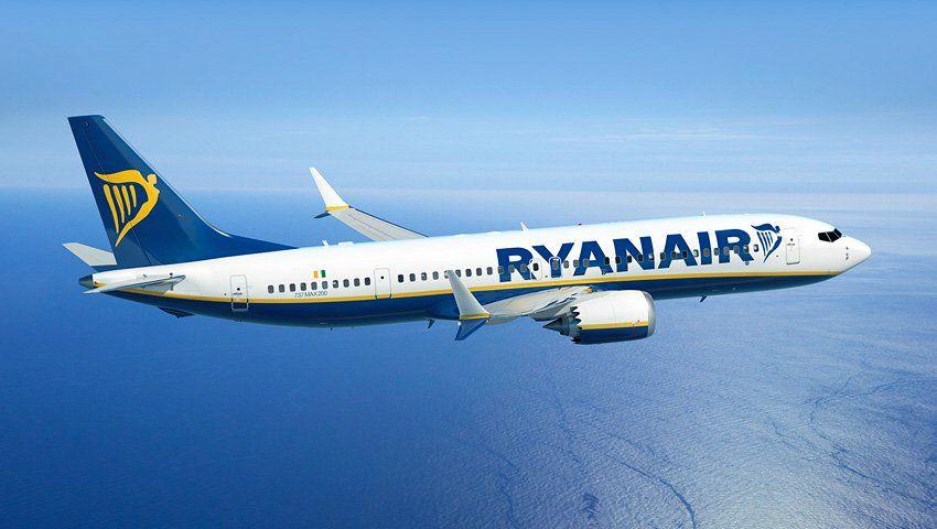 Vuelos de Ryanair desde 8'70€