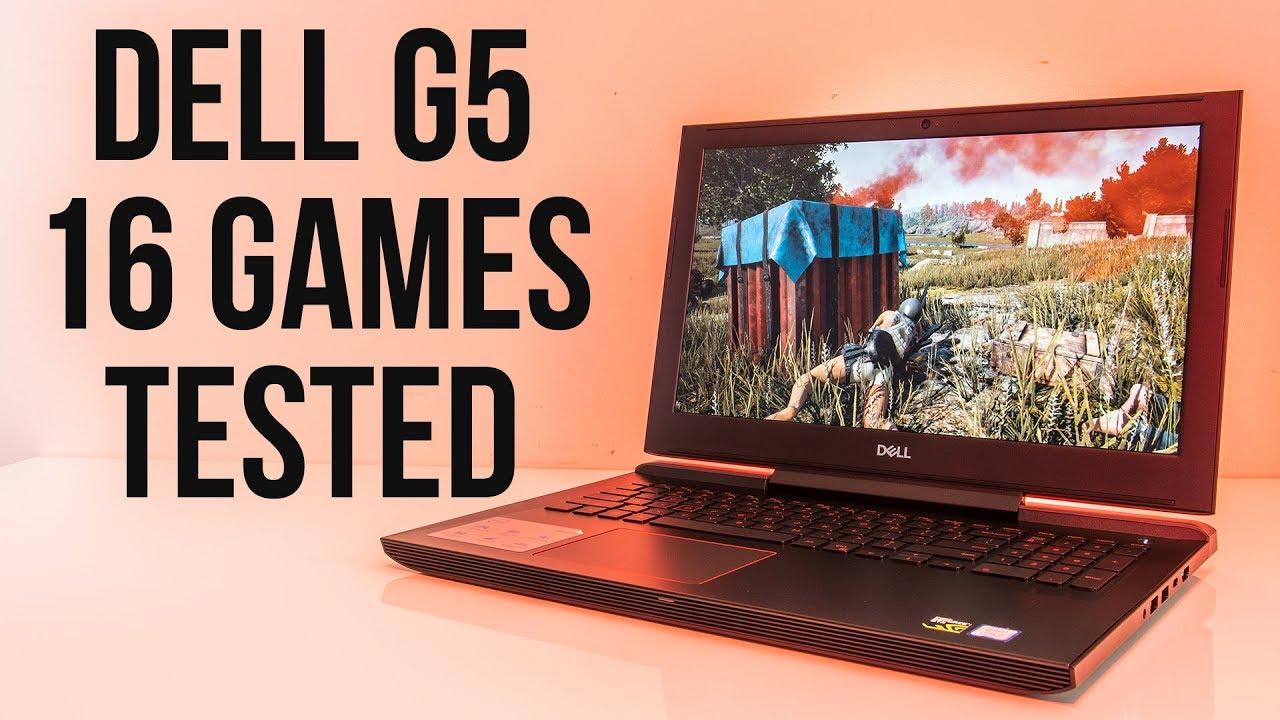 Dell G5 i5-8300H, 8gb RAM, PCIe de 256GB, GTX 1050 Ti 4gb