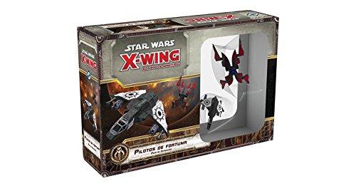 Naves X Wing 1.0 al 50%, 70%....