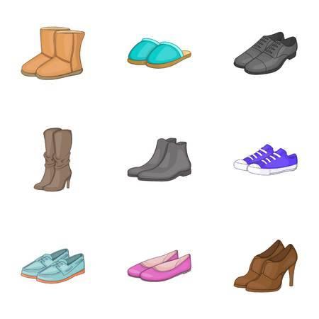 Vistámonos por los pies (110 artículos de zapatería)