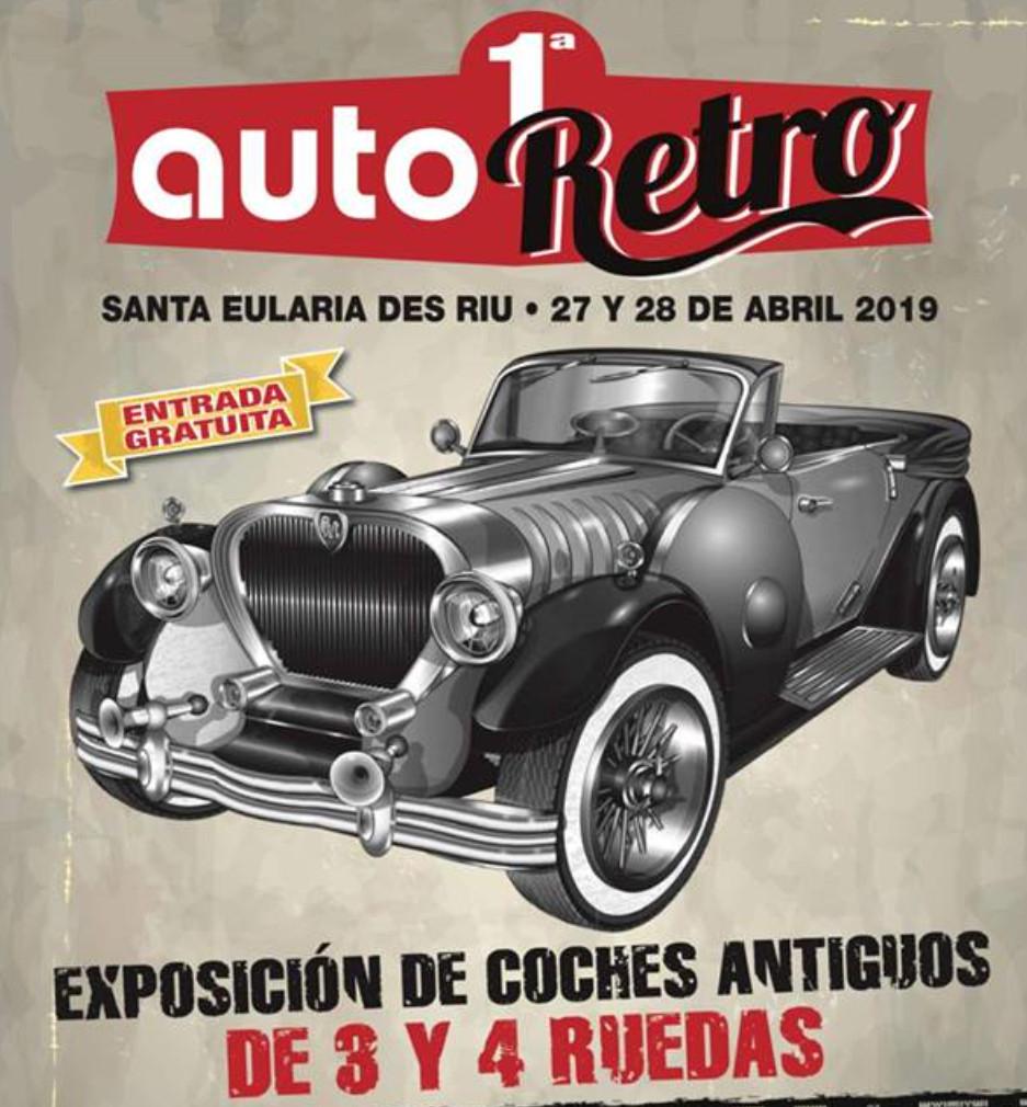 IBIZA (Domingo 28/04): Exposición Auto Retro (GRATIS)