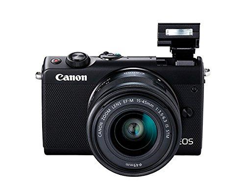 Canon eos m100 con objetivo incluido